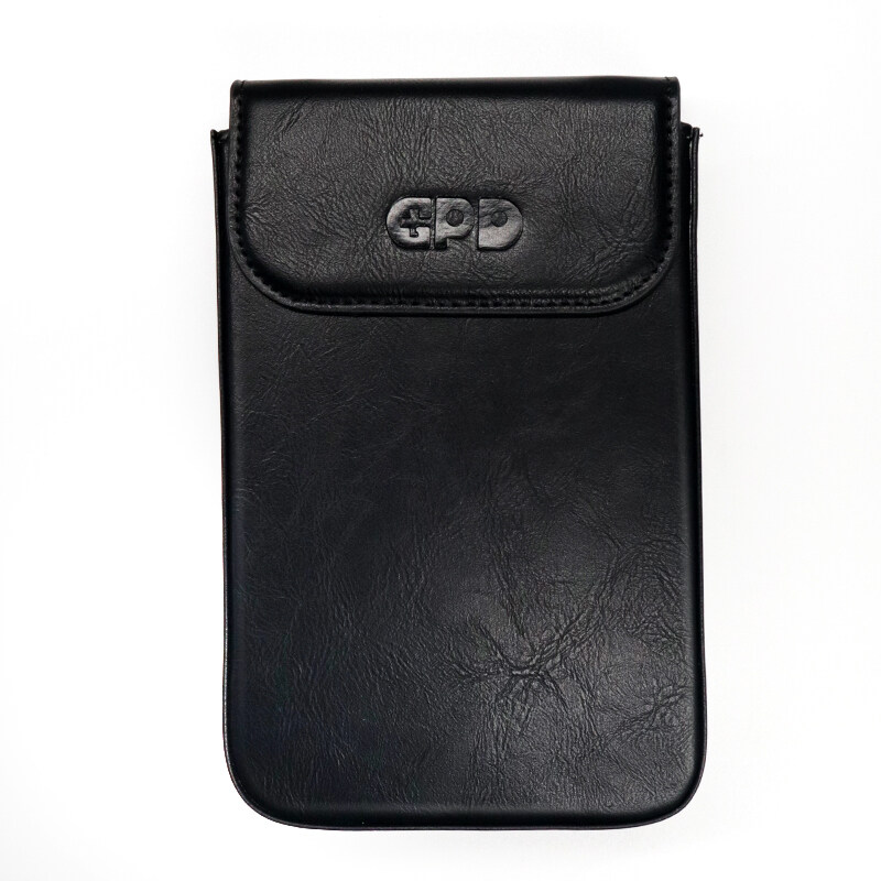 GPD MicroPC Leather Case